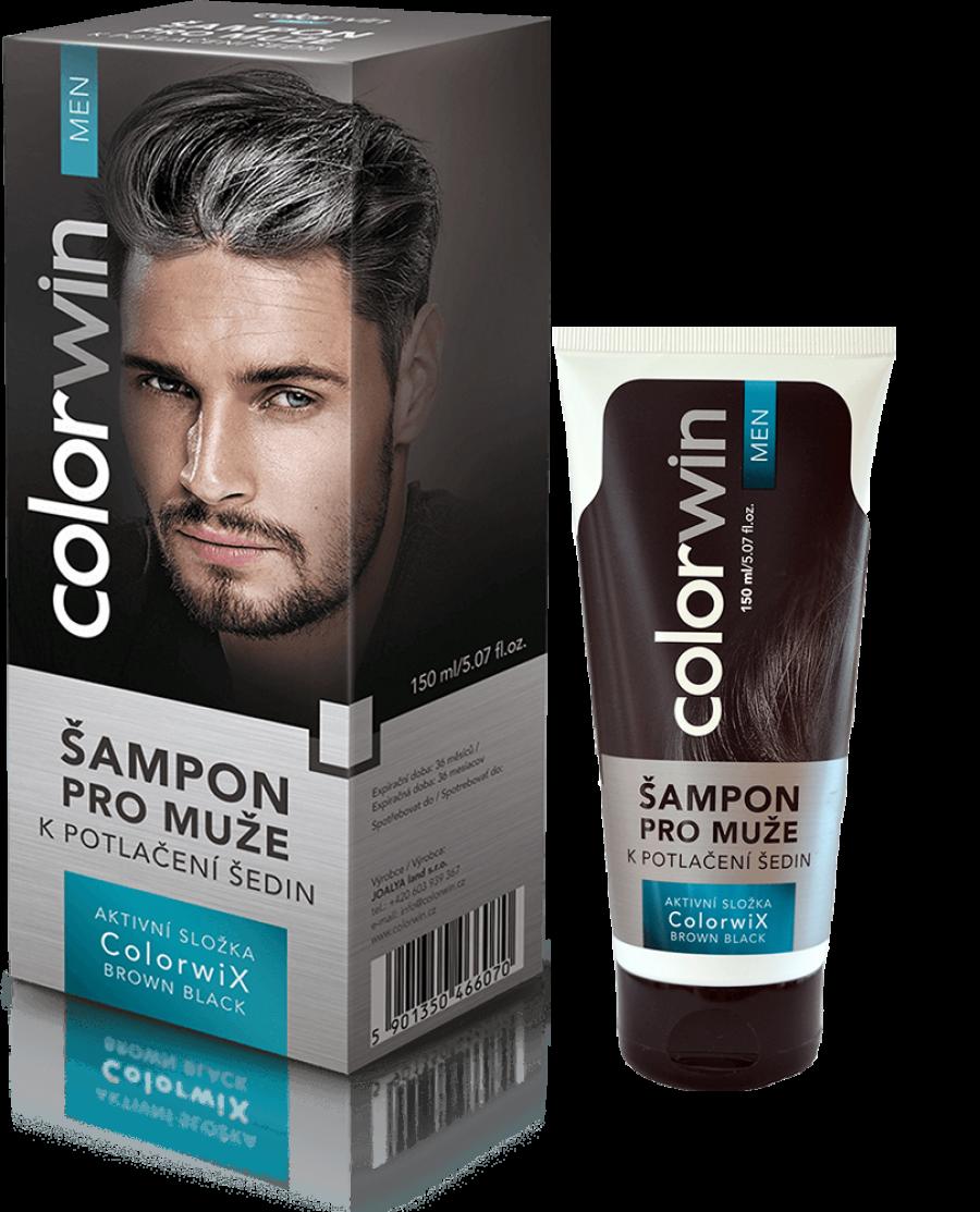SHAMPOO FOR REDUCING GREY HAIR - Colorwin.eu