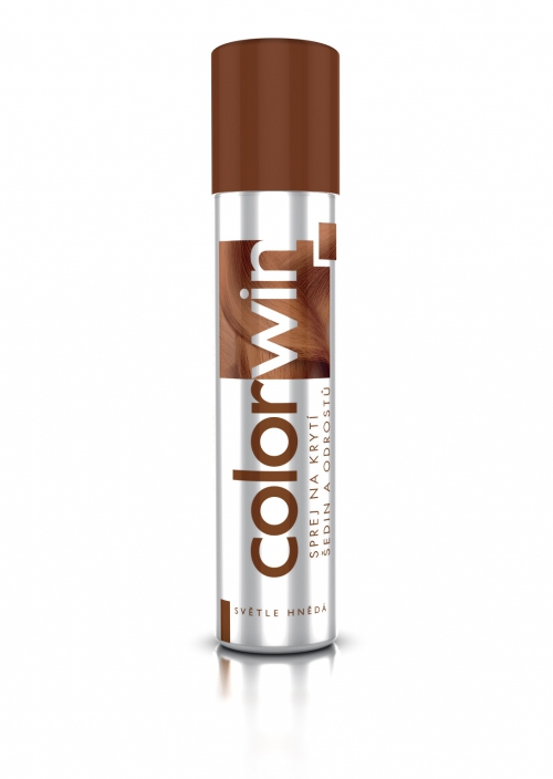 ROOT CONCEALER SPRAY LIGHT BROWN