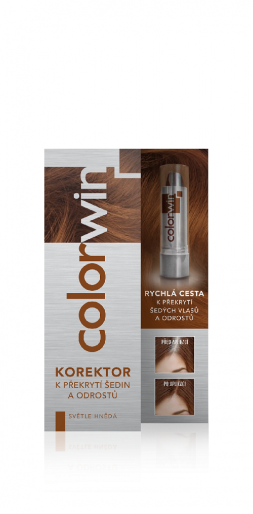 ROOT TOUCH-UP STICK LIGHT BROWN
