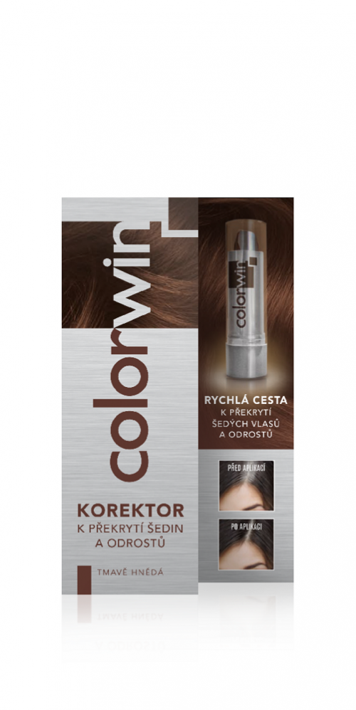 ROOT TOUCH-UP STICK DARK BROWN