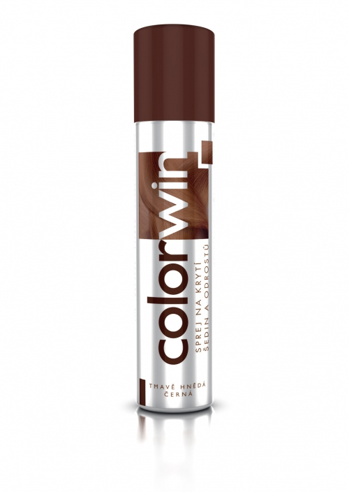 ROOT CONCEALER SPRAY DARK BROWN/BLACK